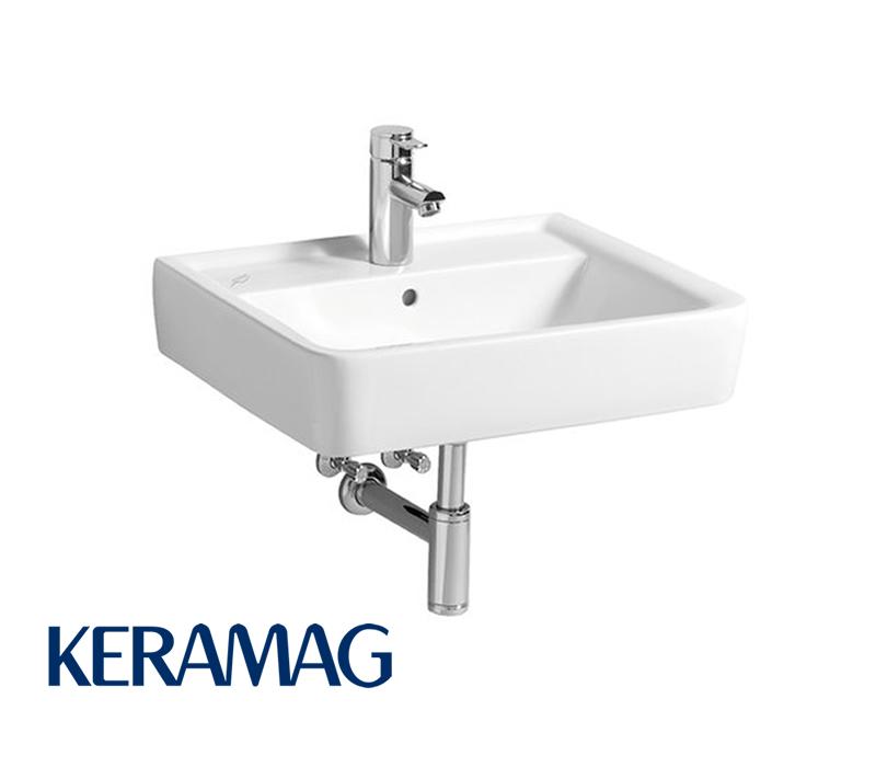 Keramag Renova Nr 1 Plan Waschtisch 55 Cm Impulsbad