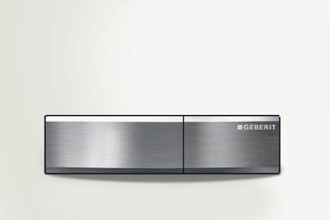 Sehr Sigma 50 Betätigungsplatte von Geberit zu UP320 weiß/chrom VW56