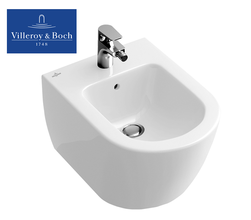 villeroy boch subway 2 0 bidet impulsbad. Black Bedroom Furniture Sets. Home Design Ideas