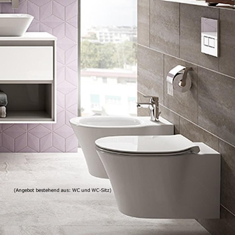 idealstandard aquablade connect air wc mit softclose sitz impulsbad. Black Bedroom Furniture Sets. Home Design Ideas