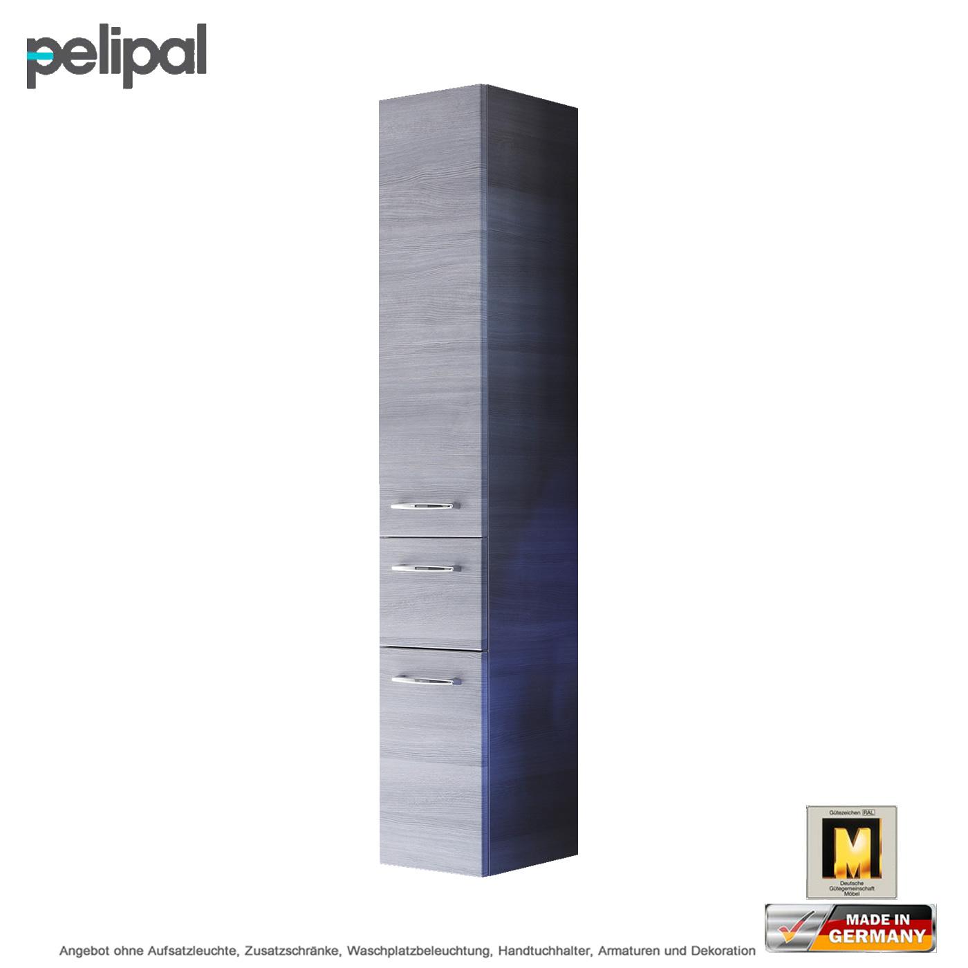 pelipal solitaire 7005 hochschrank mit w schekippe 168 cm impulsbad. Black Bedroom Furniture Sets. Home Design Ideas