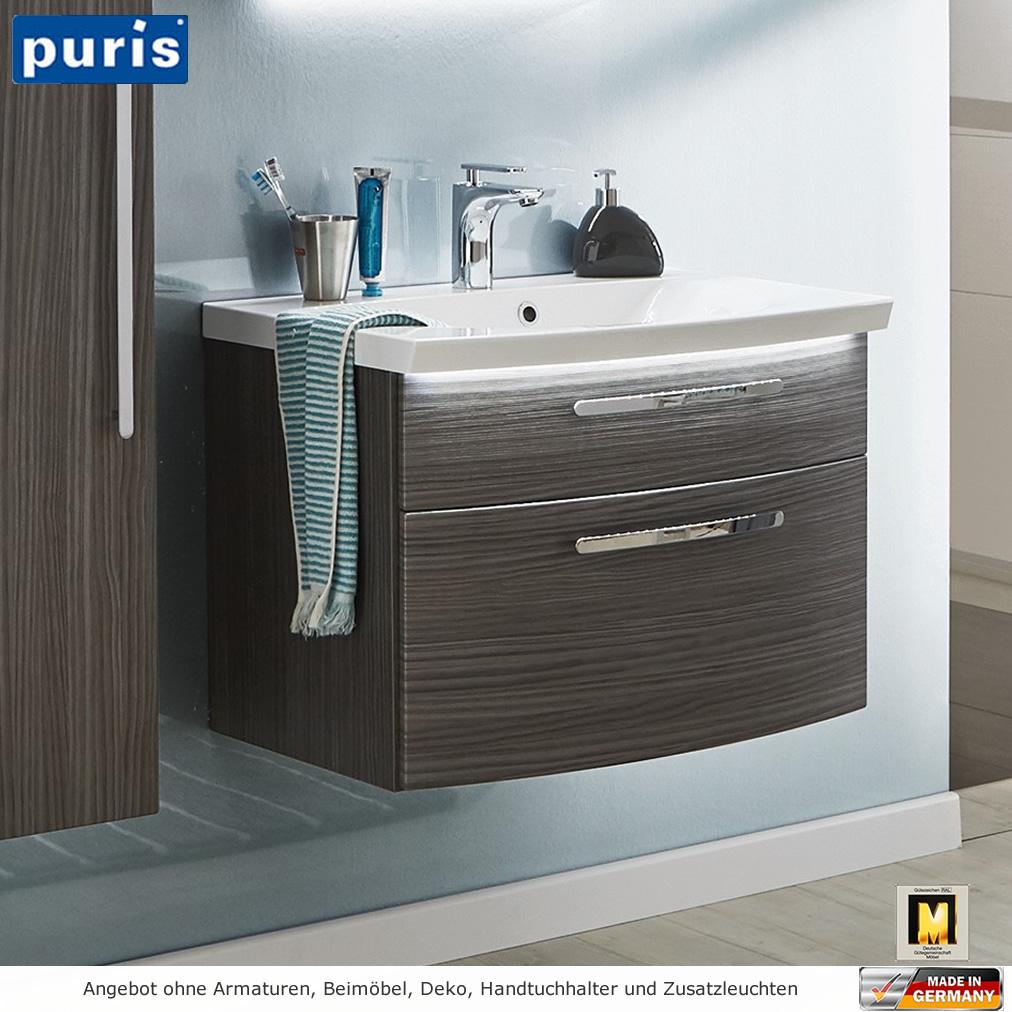 puris vuelta waschtisch set 71 cm impulsbad. Black Bedroom Furniture Sets. Home Design Ideas