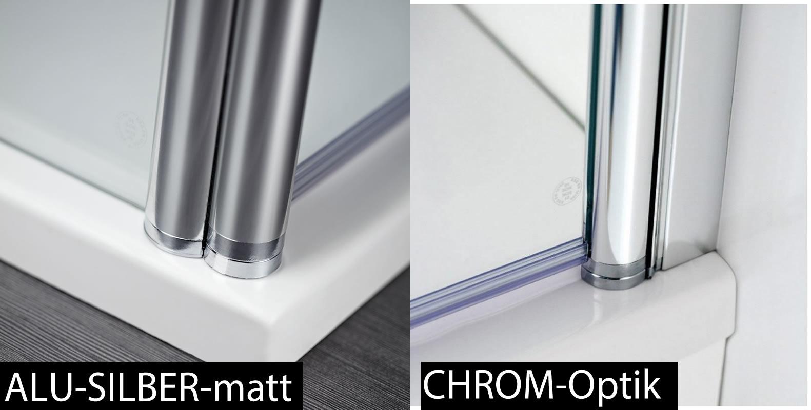 hsk exklusiv badewanennaufsatz 2 teilig 140 cm h he variante rechts chromoptik impulsbad. Black Bedroom Furniture Sets. Home Design Ideas