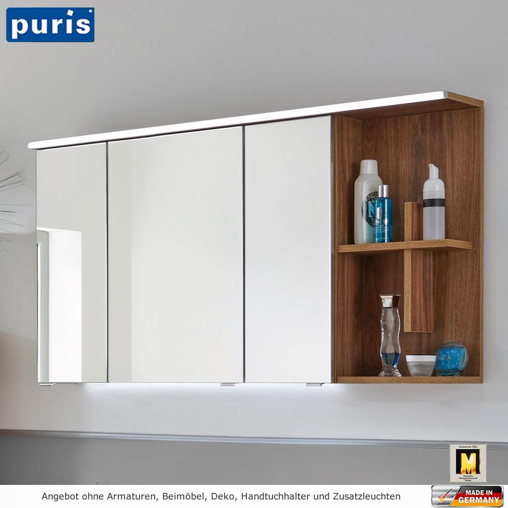 Puris Purefaction Badmobel Als Set 120 Cm Rechts Version