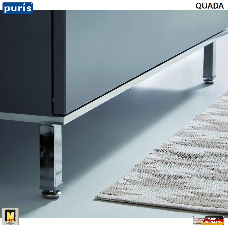 puris quada mittelschrank 30 cm 1 t r mna713a1s impulsbad. Black Bedroom Furniture Sets. Home Design Ideas