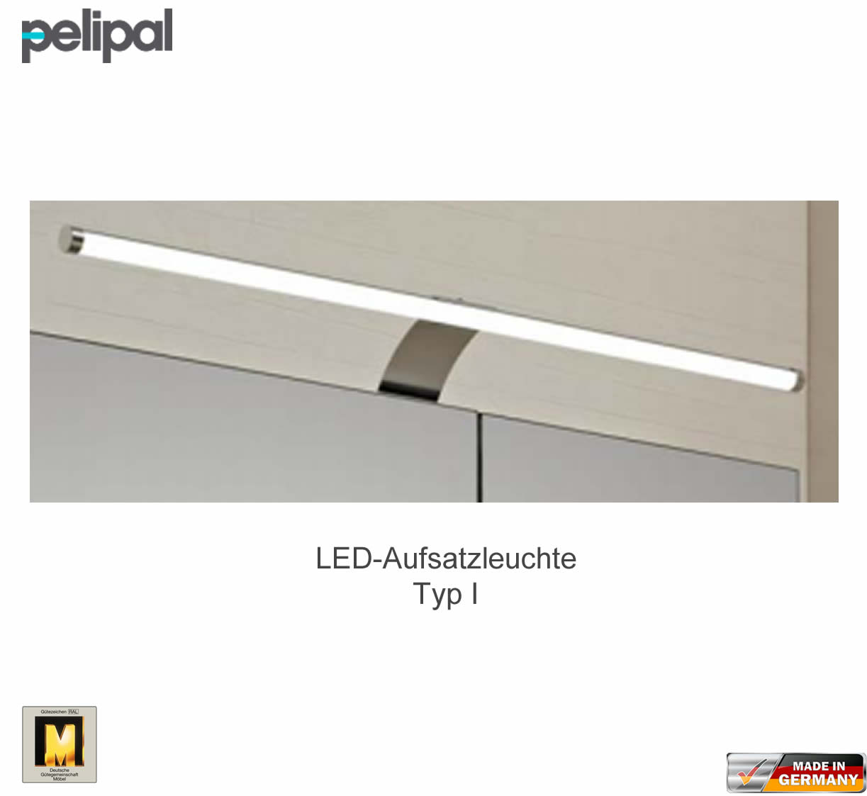 pelipal neutraler spiegelschrank s5 60 cm mit led. Black Bedroom Furniture Sets. Home Design Ideas
